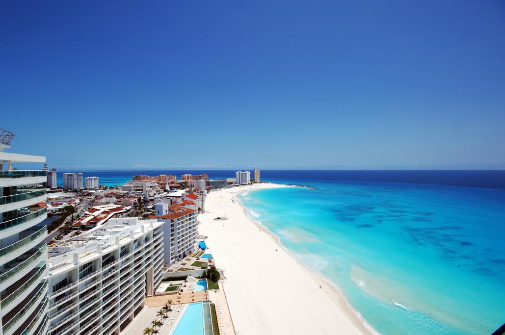 Cancun Beach Hotel Zone The Best Beaches In World